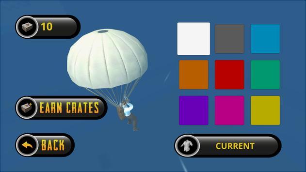 PUBG Parachute Simulator poster