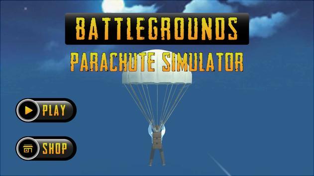 PUBG Parachute Simulator apk screenshot