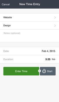 Tick (Time & Budget Tracking) screenshot 2