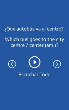 Aprende Inglés - Offline captura de pantalla 3