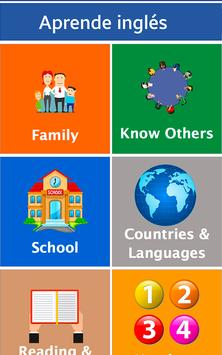 Learn English - Offline poster