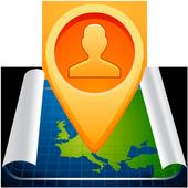 Locate me - Location icon