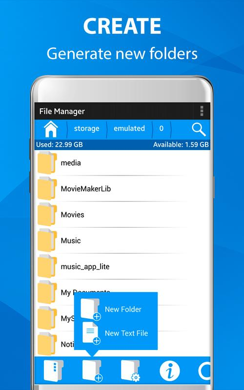 gestor de archivos apk download