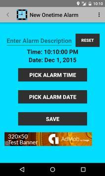 Ticktock Alarm Clock screenshot 3
