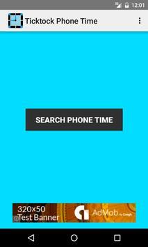 Ticktock Phone Time poster