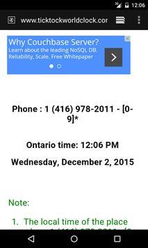 Ticktock Phone Time screenshot 2