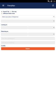 Ferrynav - Buy ferry tickets screenshot 10
