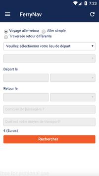 Ferrynav - Buy ferry tickets screenshot 2