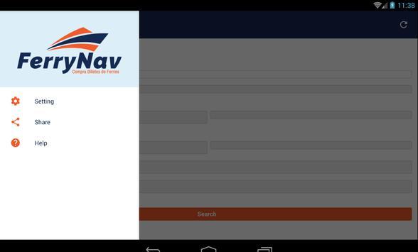 Ferrynav - Buy ferry tickets screenshot 7