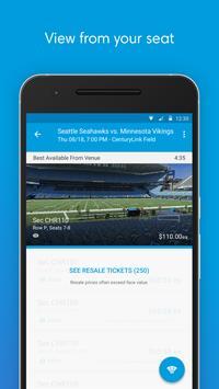 Ticketmaster Event Tickets apk screenshot
