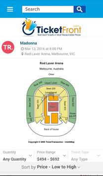 Madonna Tickets screenshot 7