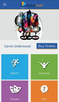 Carrie, Easton & Swon Tickets poster