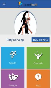 Dirty Dancing Tickets poster