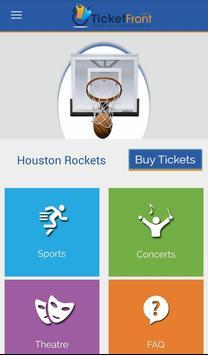 Houston Rockets Tickets poster