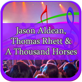 Jason Aldean, Thomas Tickets icon