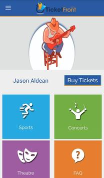 Jason Aldean, Thomas Tickets poster