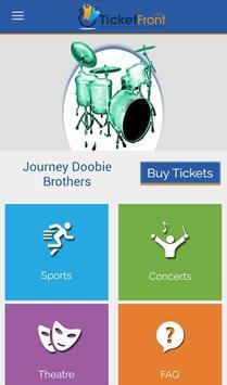 Journey & Doobie Tickets poster