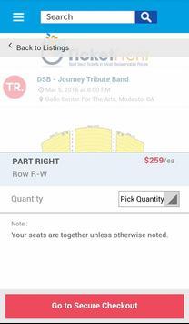 Journey & Doobie Tickets screenshot 13