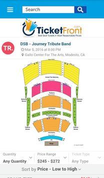 Journey & Doobie Tickets screenshot 2