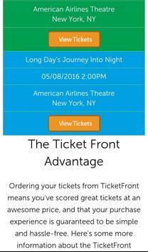 Journey & Doobie Tickets screenshot 4