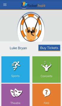 Luke Bryan & Dustin Tickets screenshot 5