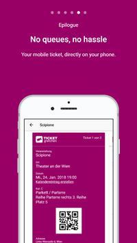 Ticket Gretchen screenshot 4