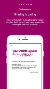 Ticket Gretchen screenshot 5
