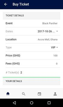 TICKETHOUSE apk screenshot