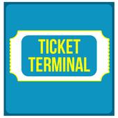 Ticket Terminal icon