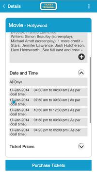 Ticket Terminal apk screenshot