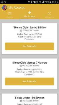 Ticket Unico screenshot 1