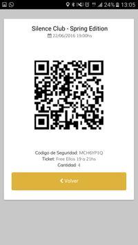 Ticket Unico screenshot 2
