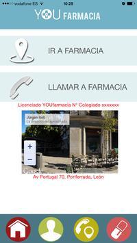 YOUfarmacia apk screenshot