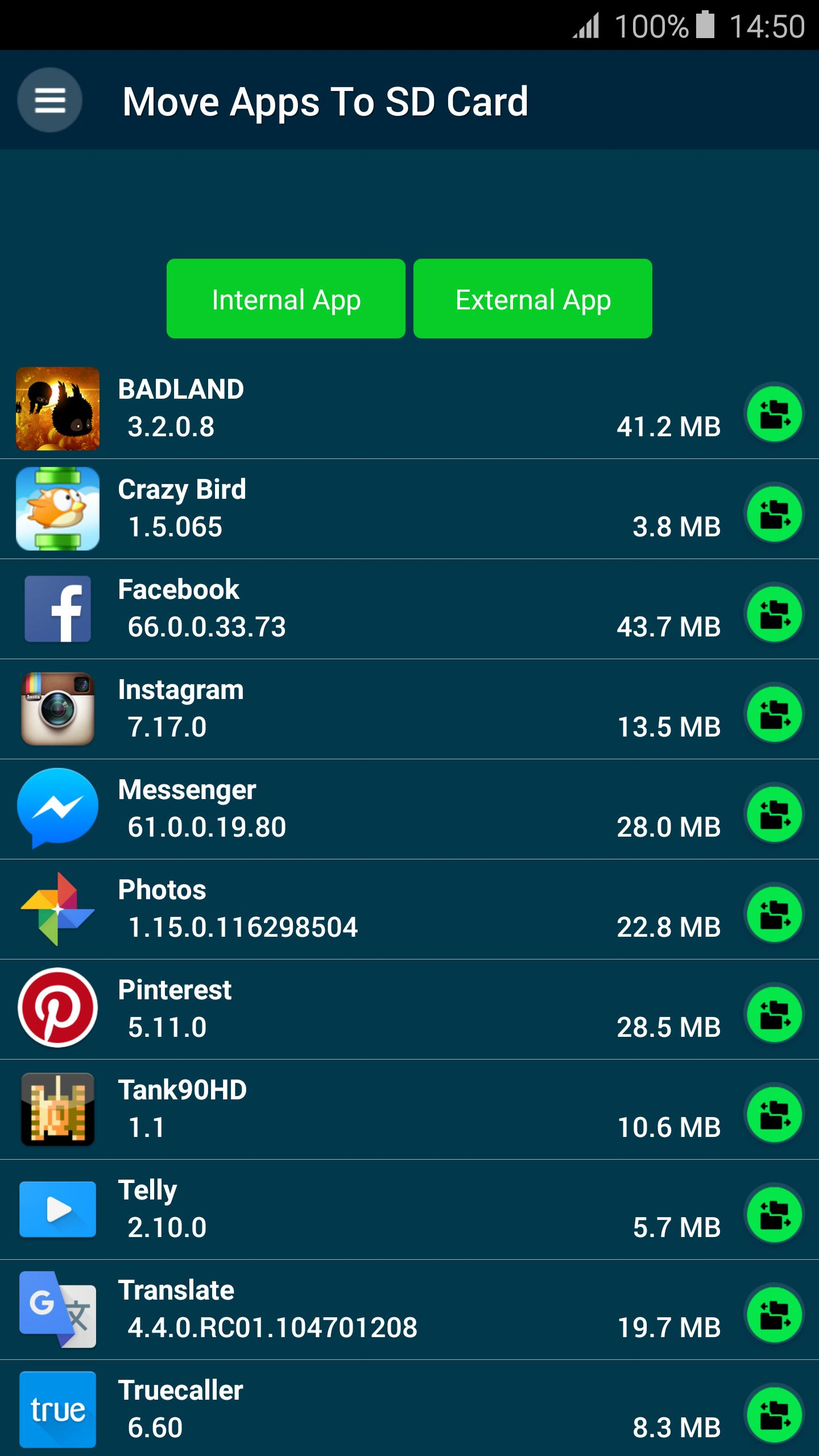 Move Apps To SD Card for Android - APK Download