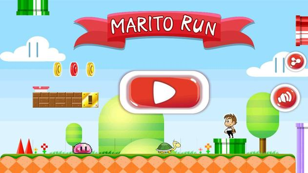 Marito Run poster
