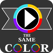 The Same Color Go icon