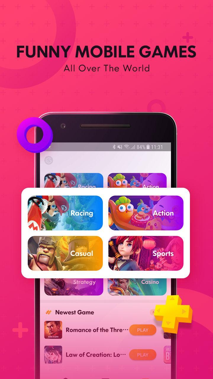 TicTac—Find Your Favourite Mobile Games Here for Android