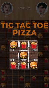 Tic Tac Toe Burger poster