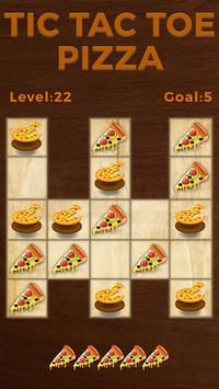 Tic Tac Toe Pizza screenshot 1