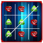 Fruits - Tic Tac Toe icon