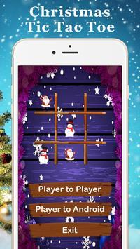 Tic Tac Toe Christmas Classic poster