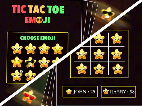 Tic Tac Toe : Neon, Glow And Emoji Themes screenshot 3