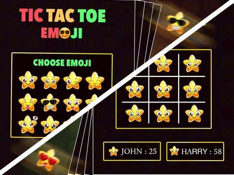 Tic Tac Toe : Neon, Glow And Emoji Themes screenshot 3