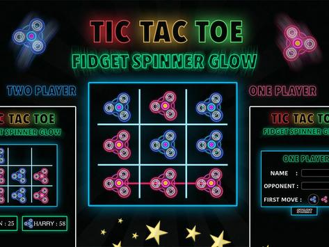 Tic Tac Toe : Neon, Glow And Emoji Themes screenshot 4