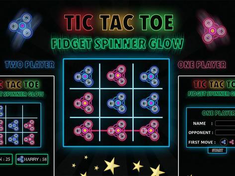 Tic Tac Toe : Neon, Glow And Emoji Themes screenshot 4