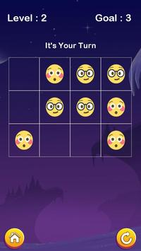 Emoji Tic Tac Toe screenshot 1