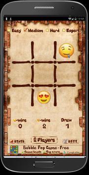 Tic Tac Toe For Emoji screenshot 1