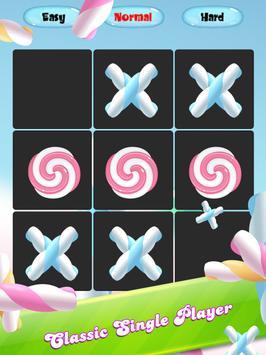 Tic TacToe Candy screenshot 4
