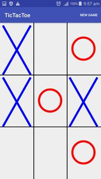 TicTacToe screenshot 1