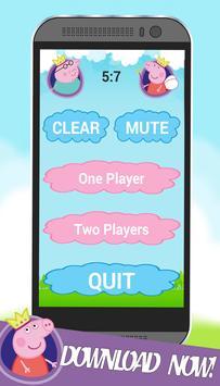 🐷TicTacToe Peppa Adventure apk screenshot